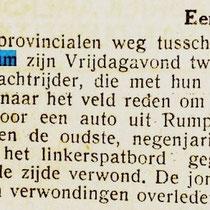 22 - 9 - 1921 Tilburg Courier