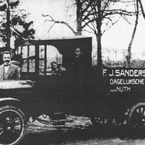 Transportonderneming Sanders (Van Gend en Loos)