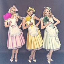 Blonde Bombshell Burlesque, Foto: Martin Dürr