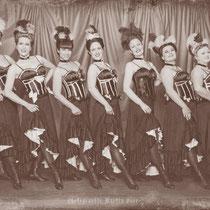 Dixie's Cancan Dancers, Foto: Martin Dürr