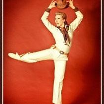 Künstlerin Dixie Dynamite, Foto: Vintage Rebels