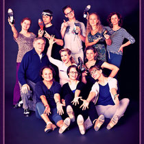 Steptanz Workshop vom Vintage Dance Studio, Foto: Vintage Rebels