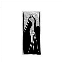 Entrelac d'ombres 10 - 15x15 - 2005 - Encre- toute reproduction interdite