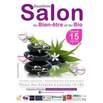 Salon du Bien-être et du Bio à Lourdes