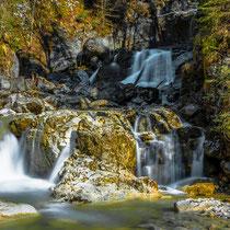 Wasserfall beim Tatzelwurm