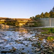 Der Wasserfall von Jägala