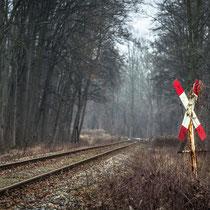 Der vergessene Bahnübergang
