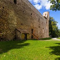 Die Klosterruine in Padise