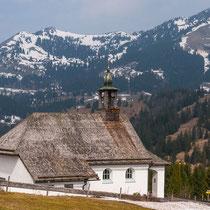 Kirche in Grafenherberg