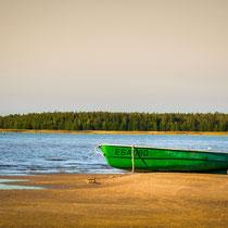Idylle an der Ostsee bei Võsu