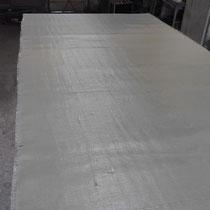 Fabrication d'une plaque en fibre de verre techniques.