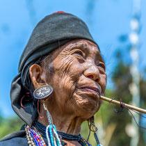 Ethnie Ann - Triangle d'or - région de Kengtung