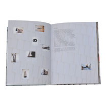 pop-up Buch / Textbereich / 2001 / Foto: MS