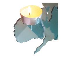 Kerzenständer / Detail / 2008