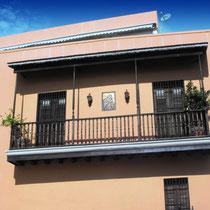 Balcon Del Viejo San Juan   -   Foto:   Aida Thuresson