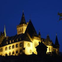 Über den Dächern von Wernigerode - Foto: Romana Thurz