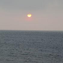 Sonnenuntergang Wallnau - Foto: Volker Svensson