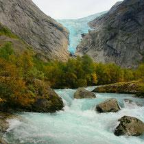 Birksdal-Gletscher - Foto: Carsten Neubauer