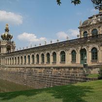 2014-08-03 Zwinger-Dresden  -  Foto: Jörg Recoschewitz