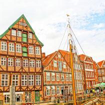 Altstadt Lüneburg - Foto: Aida Thuresson