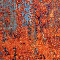 Rostspuren - Foto: Willi Heinsohn