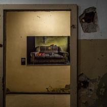 Lost Place, Zingst - Foto: Gesine Schwerdtfeger