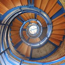 Treppenspirale - Foto: Gerd Jürgen Hanebeck