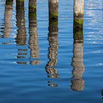 2. Platz 222 Pkt. Pfosten im Wasser - Foto: Holger Tobuschat