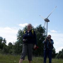 Elvira und Hans aus der Fotogruppe - Foto: Dagmar Esfandiari