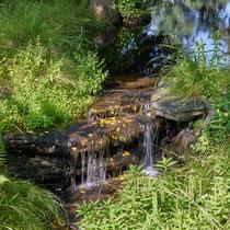 11 Wasserfällchen - Foto: Pertti Raunto