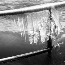 6. Platz 162 Pkt. - Klirrende Kälte oder wachsende Eiszapfen - Foto: Elvira Lütt