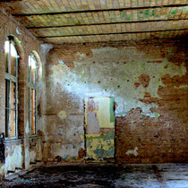 Lost Place, Beelitz - Foto: Willi Heinsohn