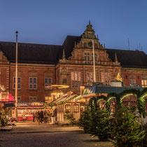 Weihnachtsmarkt, HH-Harburg - Foto: Gesche Andresen