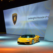 Lamborghini Presentation // Photo © Jean Peter Feller