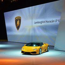 Lamborghini Presentation // Photo © Jean Peter Feller