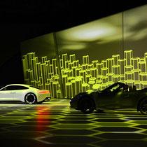 Porsche Presention // Photo © Jean Peter Feller