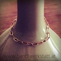 Kettenring in 14K Rosé Gold Fillde - auf Bestellung erhältlich - 15 Euro