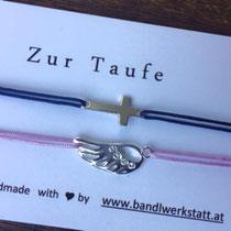 Flügel mit Swarovski-Kristallen im Shop - Kreuz auf Bestellung erhältlich