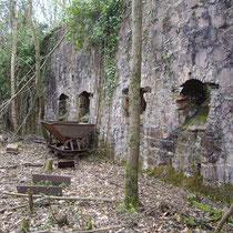 Patrimoine bâti à Saint-Martin-d'Arrossa : l'usine de traitement du minerai de fer de Pikasari