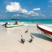 Playa Paraíso. Der Name ist Programm