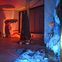 Raumansicht (Linda Werner und Michaela Veigl-Meyer und Hannah Gottsmann)