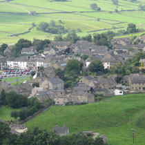 Reeth from Fremington Edge