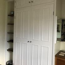 Major upgrade of Cedarcroft upstairs doors