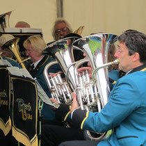 Reeth Band at the Show