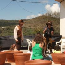 Collsuspina , Contes amb Tunqueque i Sr Matís, 2013