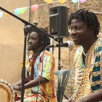 Collsuspina, Djilandiang dansa africana 2014