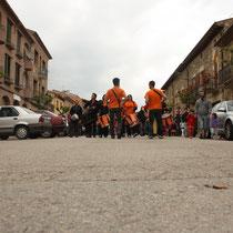 Collsuspina, Cercavila amb Tabalers de Castellterçol 2014