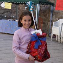 moià, guanyadora de la rifa 2012