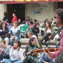 Moià, animació infantil amb Jaume Barri 2013
