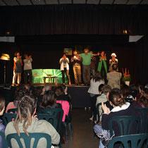 Collsuspina, Teatre amb Cia Folls pel Teatre 2014